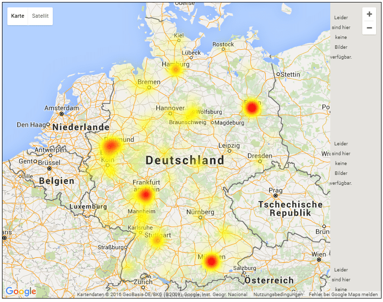 Bild von Deutsche Telekom: Bundesweiter Netzausfall im Mobilfunknetz (Problem gelöst)