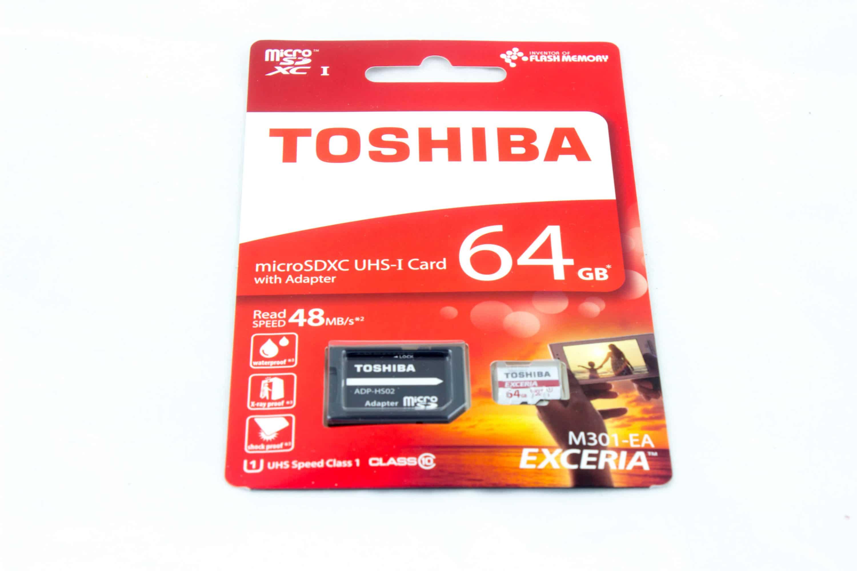 Photo of Toshiba Exceria M301-EA 64GB: Deine nächste Speicherkarte?