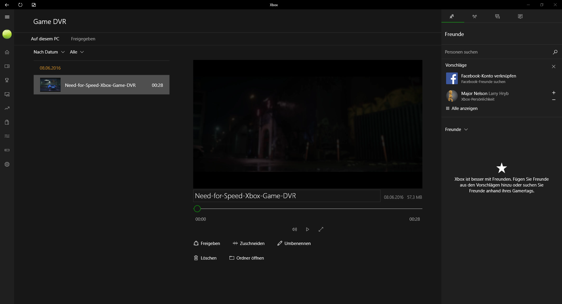 Photo of Windows 10: Programme & Spiele aufnehmen mit Xbox Game DVR