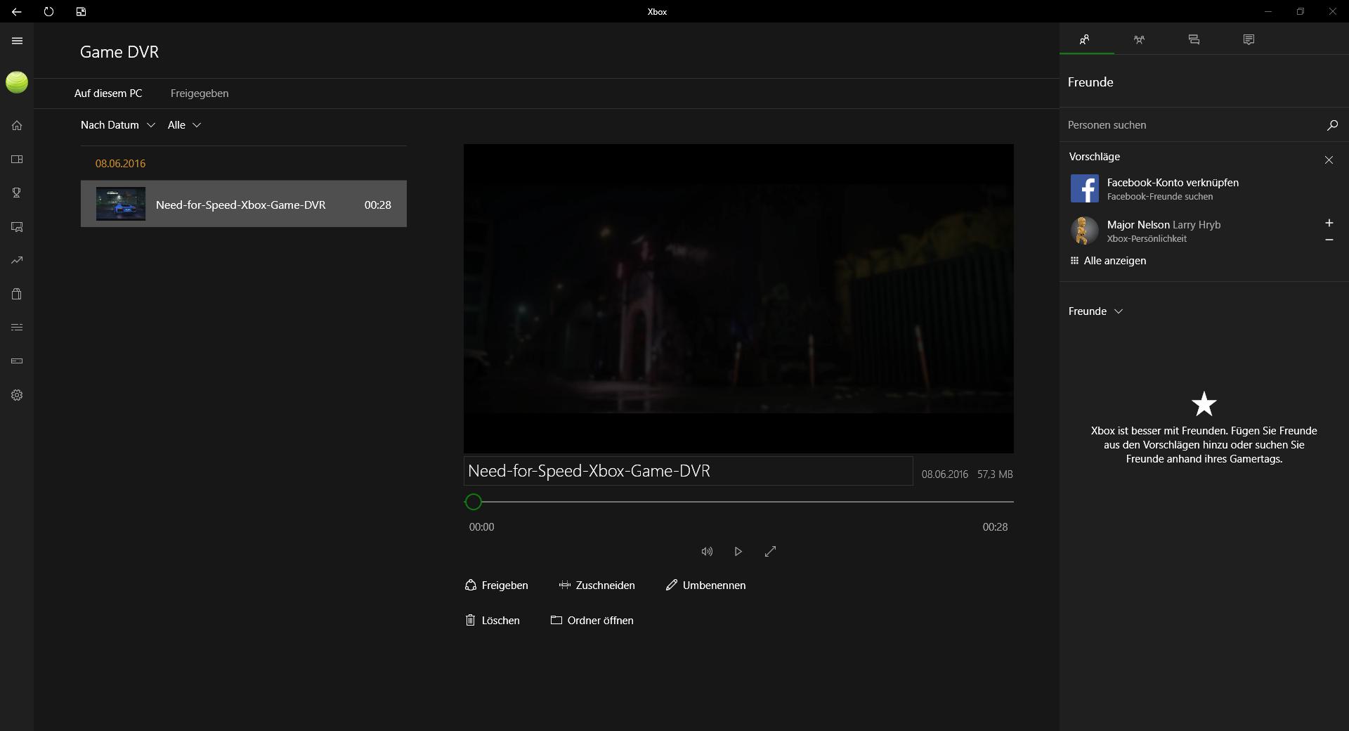Photo of Windows 10: Programme & Spiele aufnehmen mit Xbox Game DVR