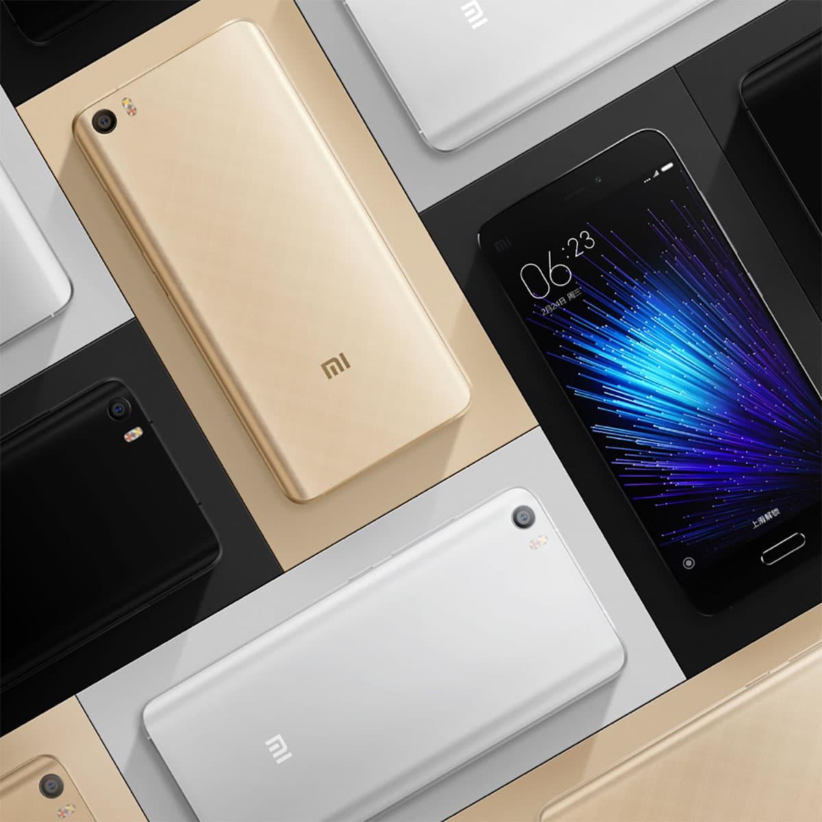 xiaomi mi5 smartphone mit viel leistung zum kleinen preis. Black Bedroom Furniture Sets. Home Design Ideas