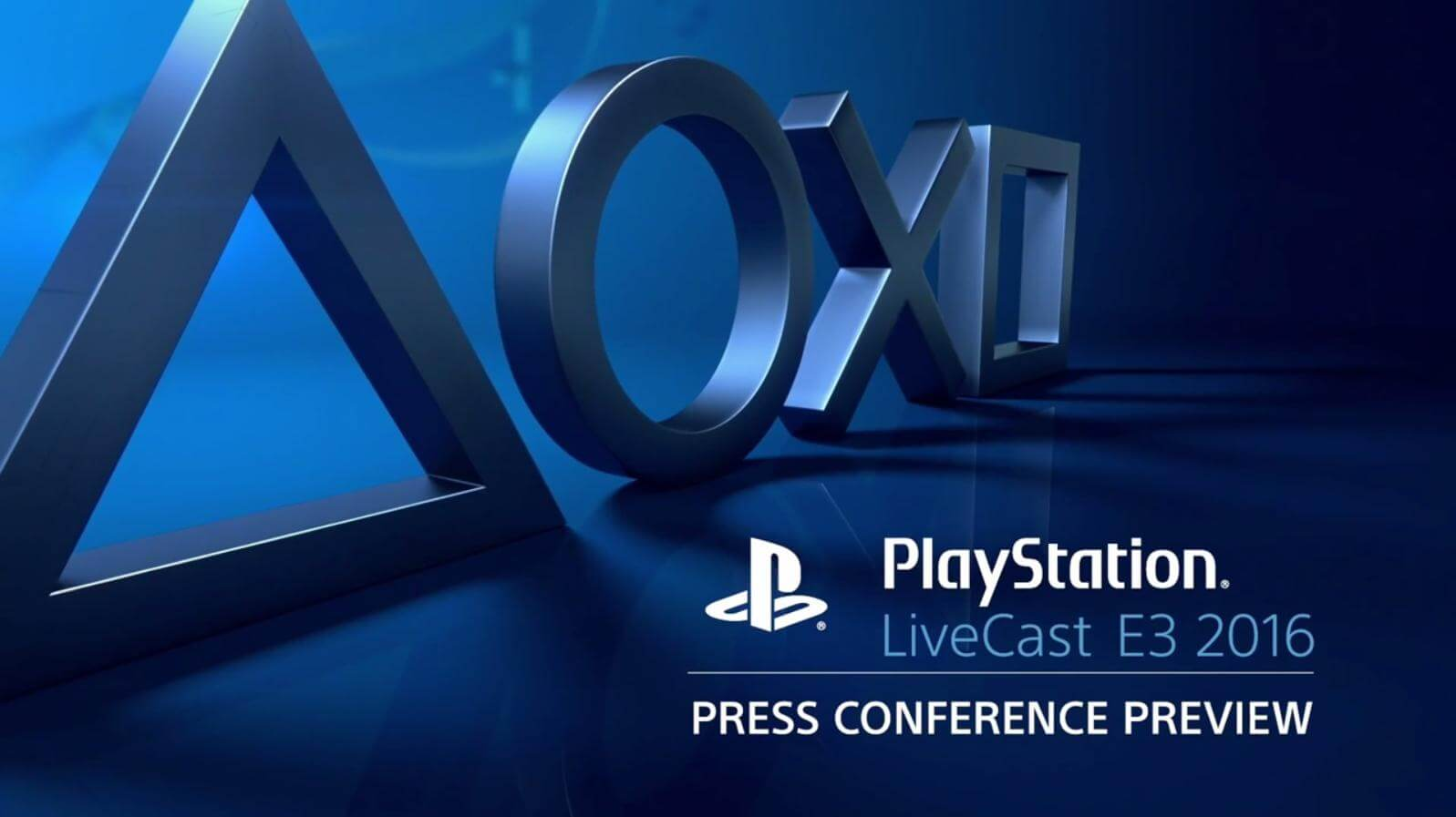 Photo of E3 2016: Sony Pressekonferenz