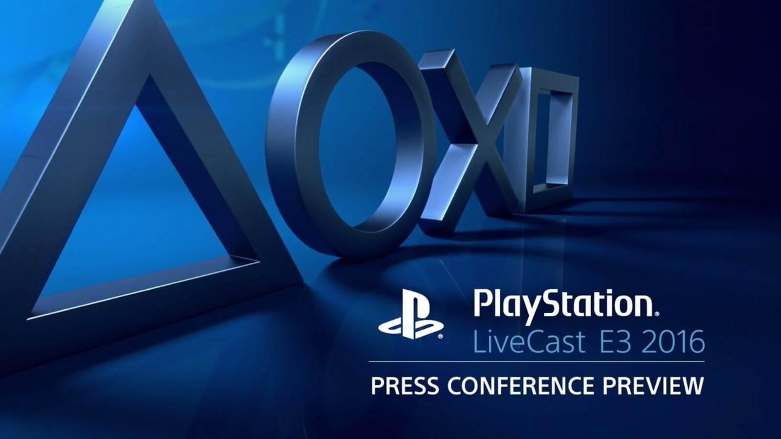 Photo of E3 2016: Sony Pressekonferenz