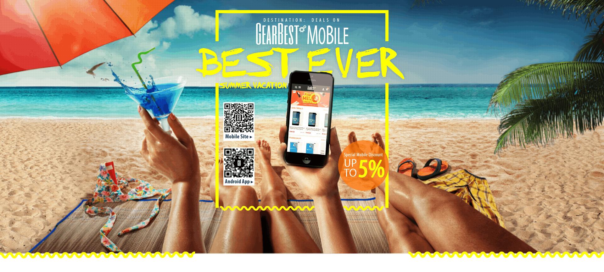 Photo of GearBest Sommer Promo Sale mit vielen Angeboten & Gewinnspielen [Werbung]