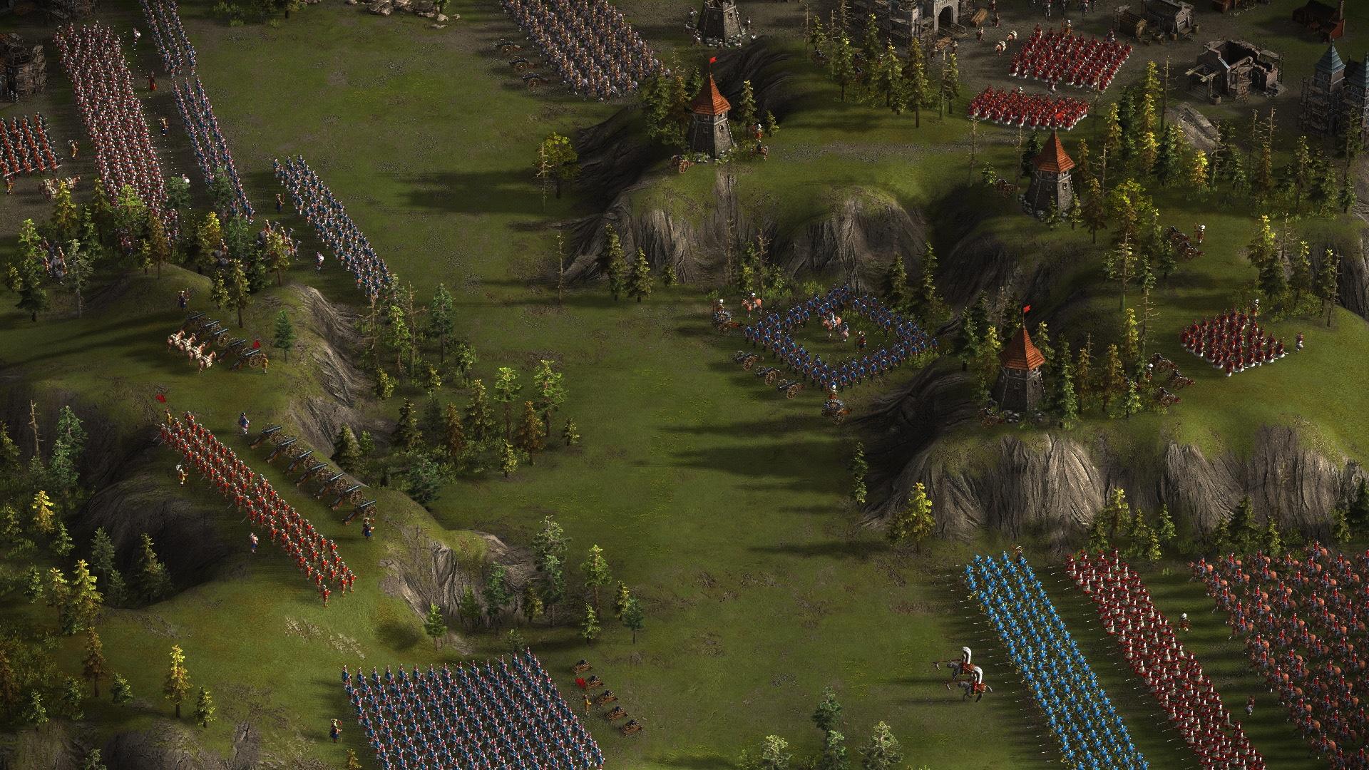 Photo of Cossacks 3 kommt exklusiv für PC