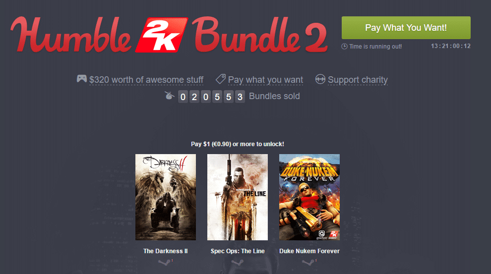 Photo of Battleborn, NBA 2K16 und mehr im Humble 2K Bundle 2!