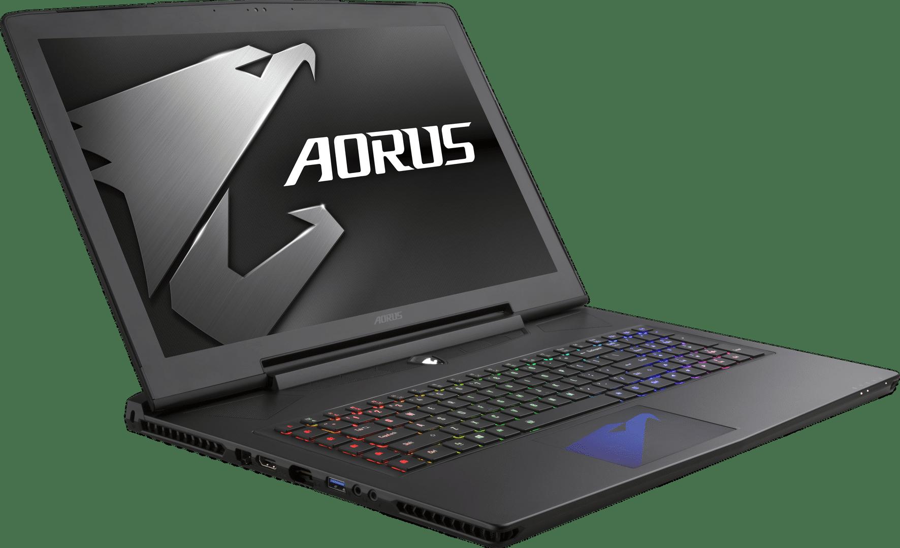 Photo of Aorus: Gaming-Laptops mit GTX 1080, 120 Hz, UHD und RGB-Tastatur