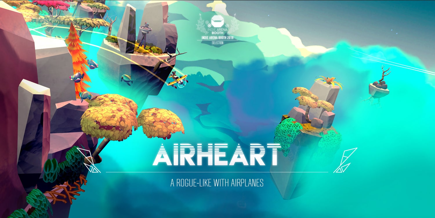 Photo of gamescom 2016: Airheart kommt angeflogen