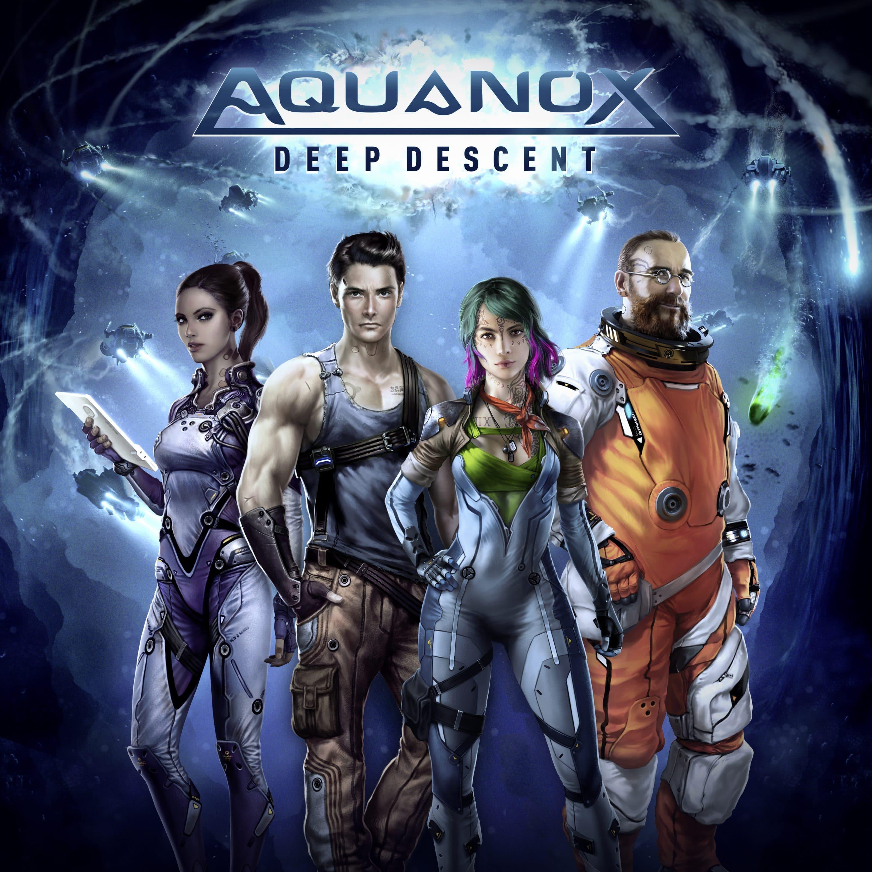 Photo of First Look: Aquanox Deep Decent