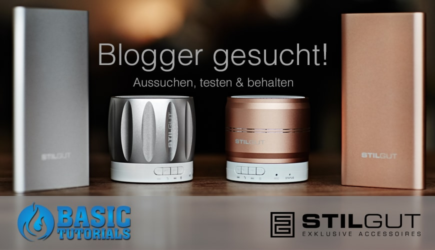 Photo of Basic Tutorials und StilGut suchen deinen Blog!