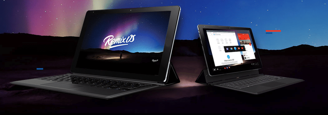 Photo of Chuwi VI10 Plus: 2in1-Gerät mit Remix OS im Angebot [Werbung]