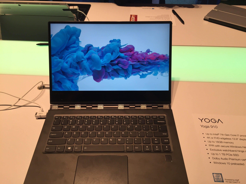Photo of IFA: Lenovo Yoga 910 – randlos glücklich