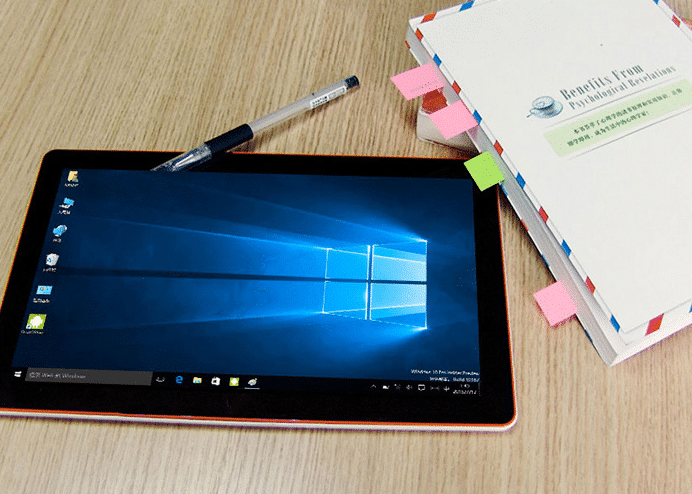 Photo of Jumper EZpad 4S: Windows 10 Tablet mit Tastatur-Dock [Werbung]