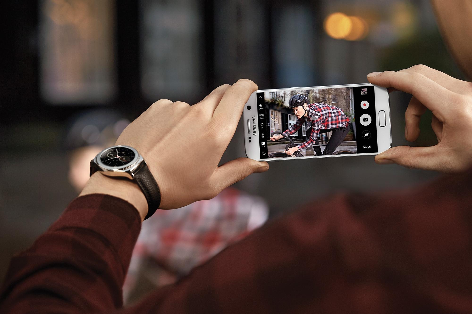 Bild von Samsung Galaxy S7 mit Vertrag für 15 Euro im Monat