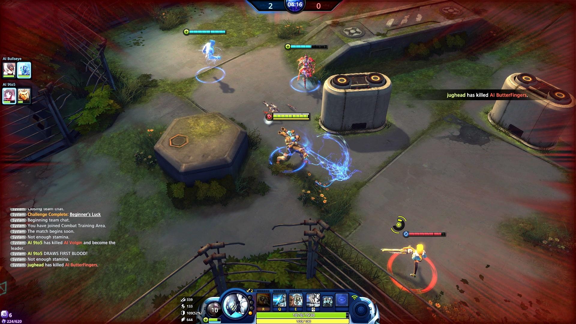 Bild von NCSOFT: Master X Master auf der gamescom