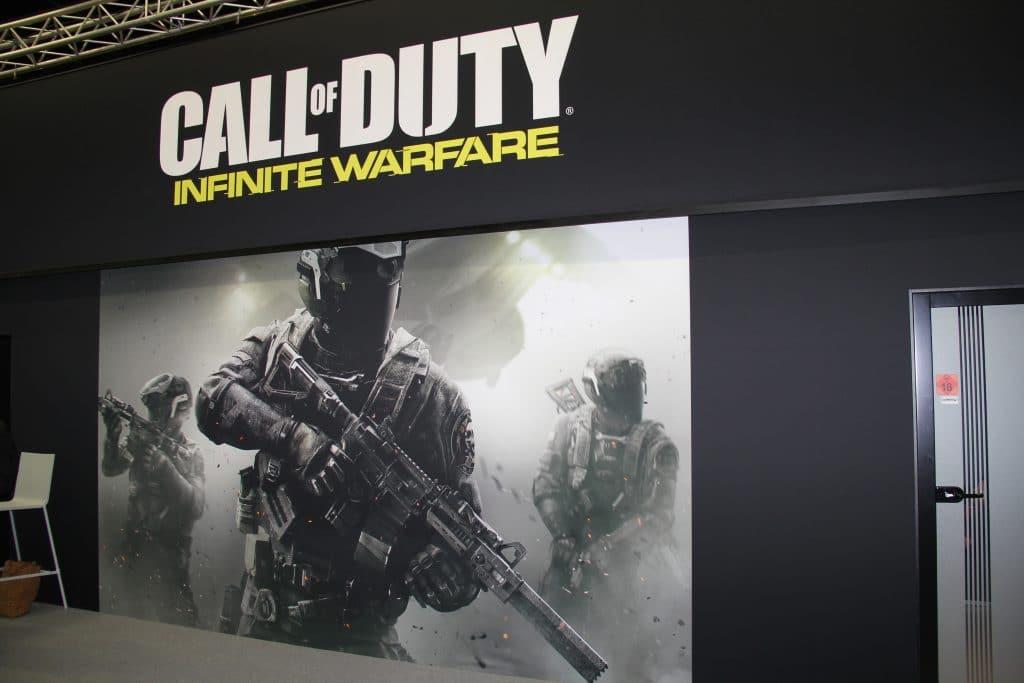 cod infinite warfare gamescom presentation
