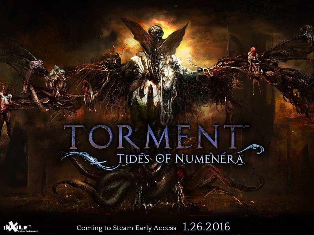 Bild von Torment: Tides of Numenera zeigt die Erde von einer neuen Seite