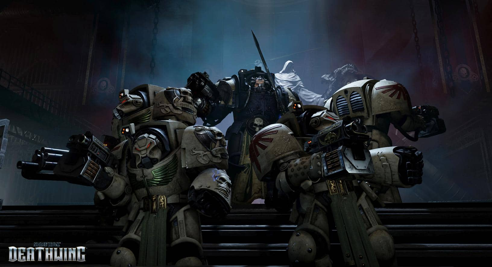 Photo of Space Hulk: Deathwing – Warhammer als FPS