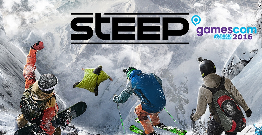 "Photo of Steep – ein eisiger Alpenausflug, ""Best Sports Game"" der Gamescom"