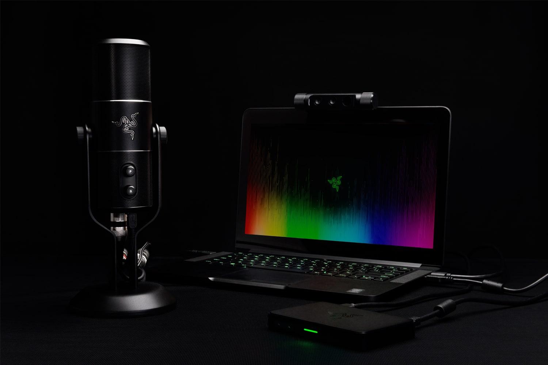 Photo of Razer Stargazer: Webcam mit Intel RealSense zur Gesten- und Mimiksteuerung