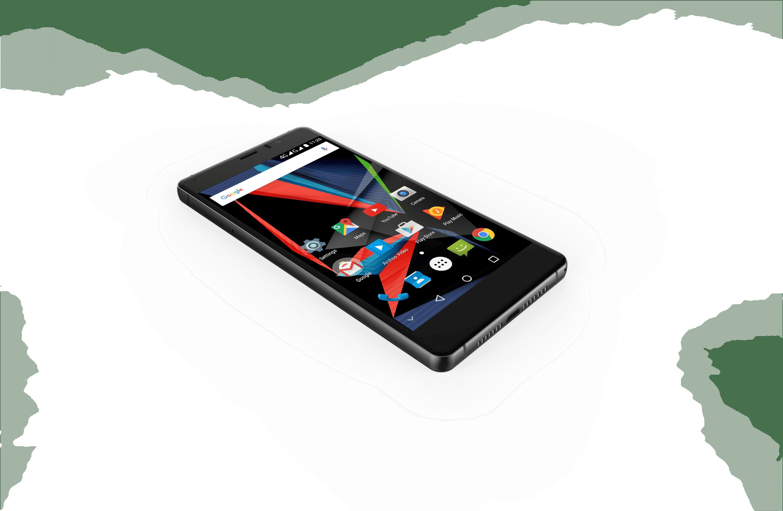 Photo of ARCHOS 55 Diamond Selfie: Mittelklasse-Smartphone mit 8 Megapixel Frontkamera