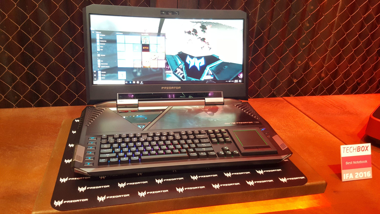 Acer Predator X21