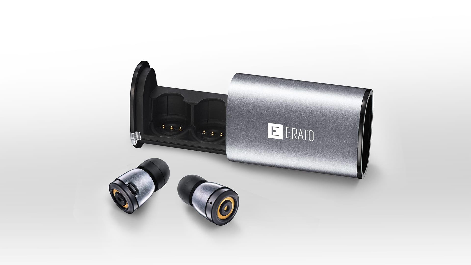 Bild von Erato Apollo 7: Bluetooth In-Ear Headset komplett ohne Kabel