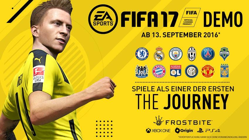 Photo of FIFA 17: Demo startet morgen – das sind die Inhalte