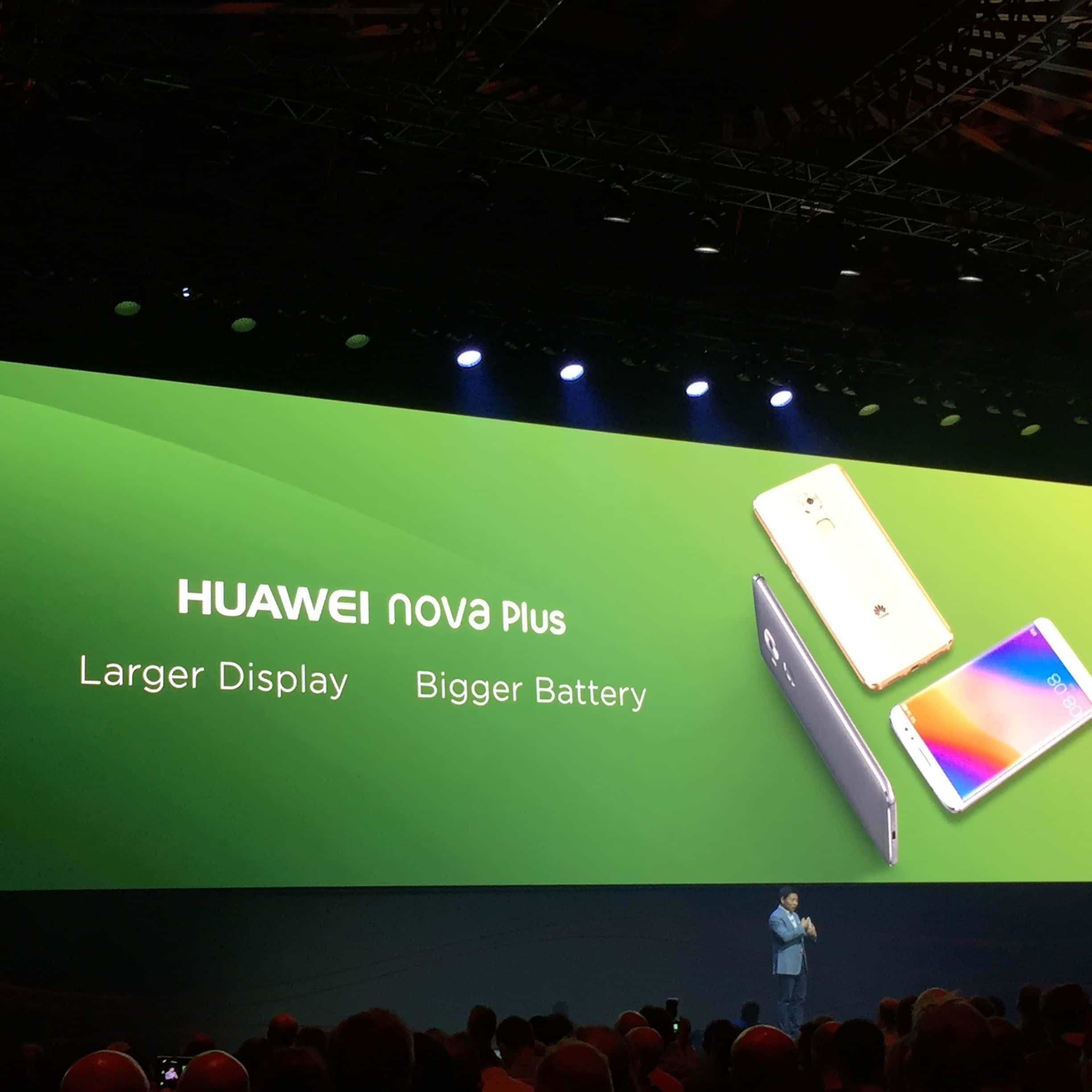 Photo of IFA: Huawei nova geht auf
