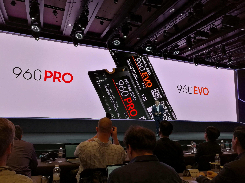Bild von Samsung Global SSD Summit 2016: Die neue SSD 960 Serie!