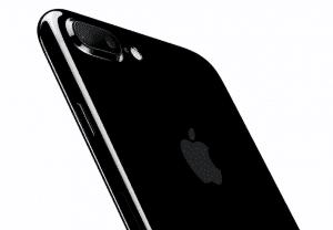 IPhone 7 plus auf weißem Grund