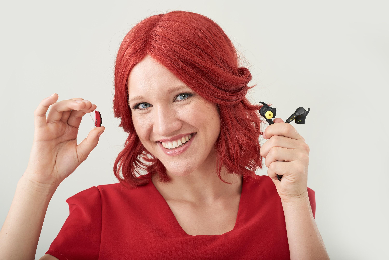 Bild von Vernetztes Hören: Individuelle Durchsagen in Zukunft direkt auf die Ohren?