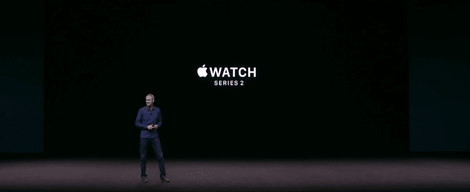 Photo of Keynote 2016: Apple Watch Series 2 und watchOS 3