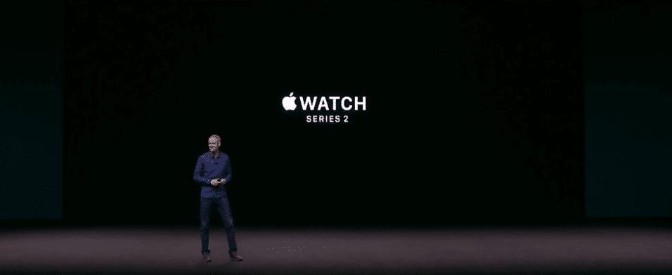 Photo of Keynote 2016: Apple Watch Series 2 und watchOS 3