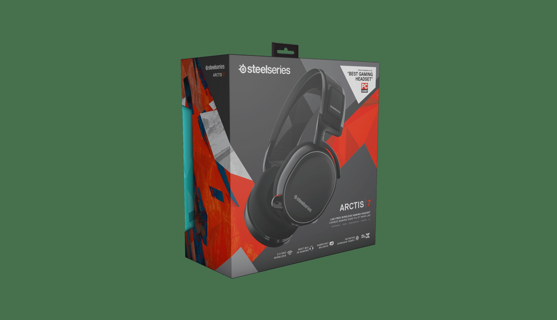 Bild von SteelSeries Arctis 7 Wireless Gaming-Headset bei Otto 42% günstiger als in anderen Shops!*