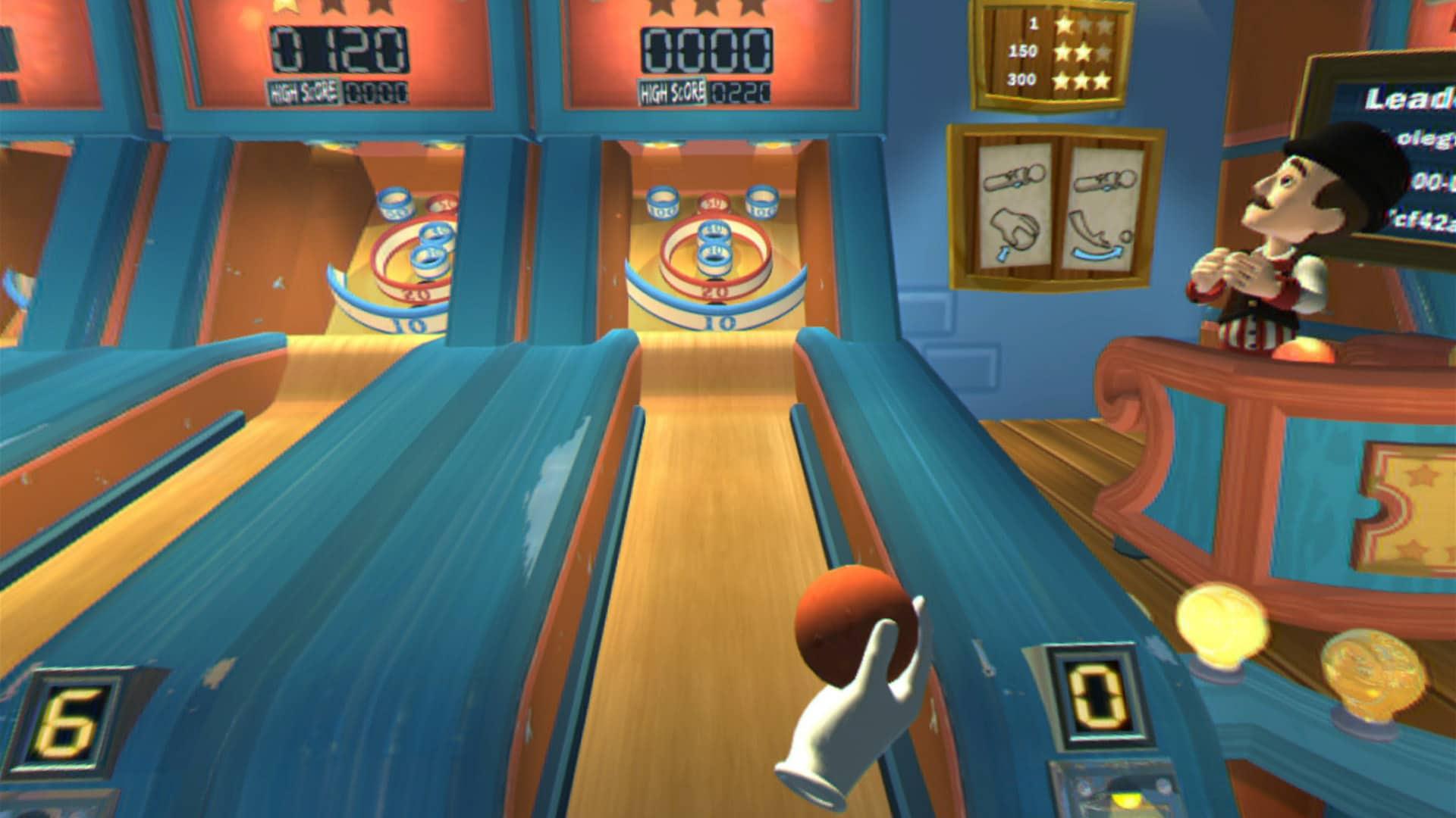Photo of Carnival Games VR für HTC Vive, PlayStation VR und Oculus Rift