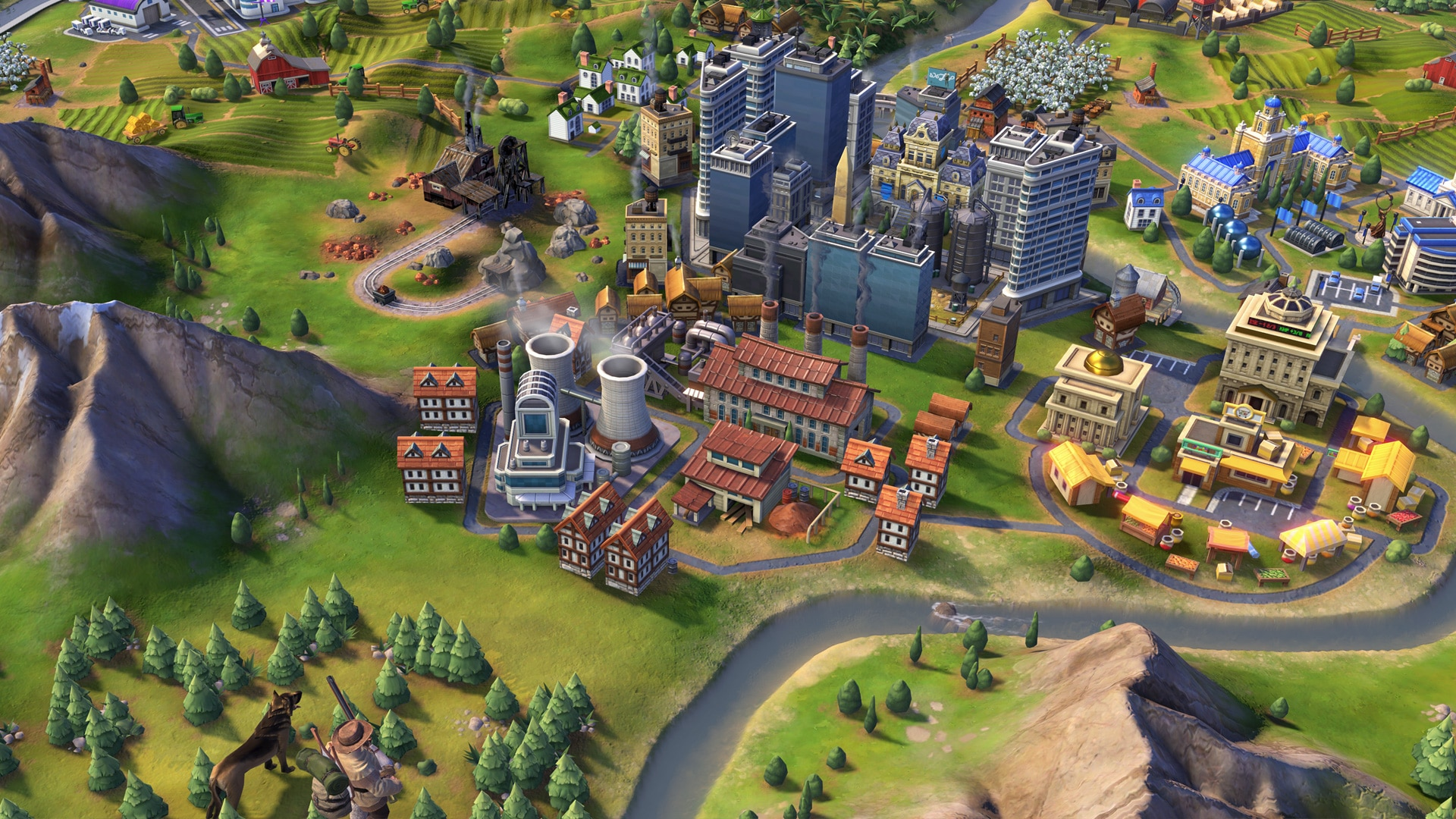 Photo of Civilization VI: Launch-Trailer zum Preload-Beginn