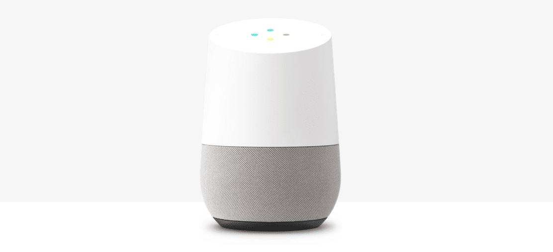 Bild von Google Home: Lautsprecher mit Google Assistant ab November
