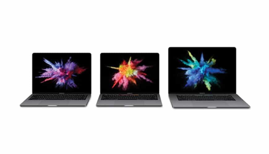 Photo of Apple MacBook Pro 13″ und 15″ mit Touch Bar und TouchID