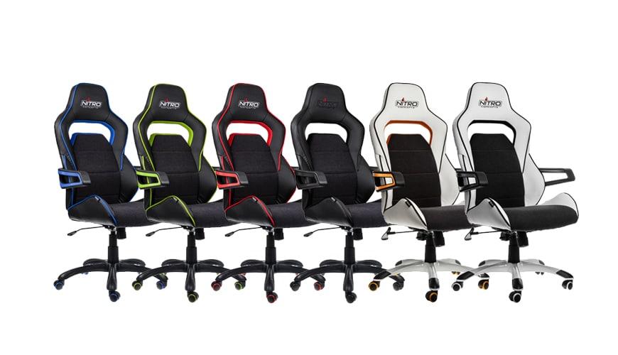 Bild von Nitro Concepts E220 Evo Gaming Stuhl im Test