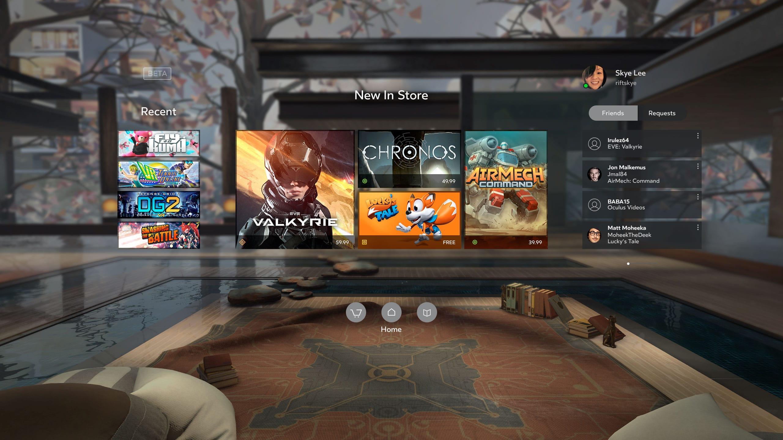 Photo of Probier die Oculus Rift in einem Shoppingcenter in deiner Nähe aus