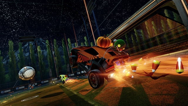 Photo of Rocket League feiert mit euch Halloween!