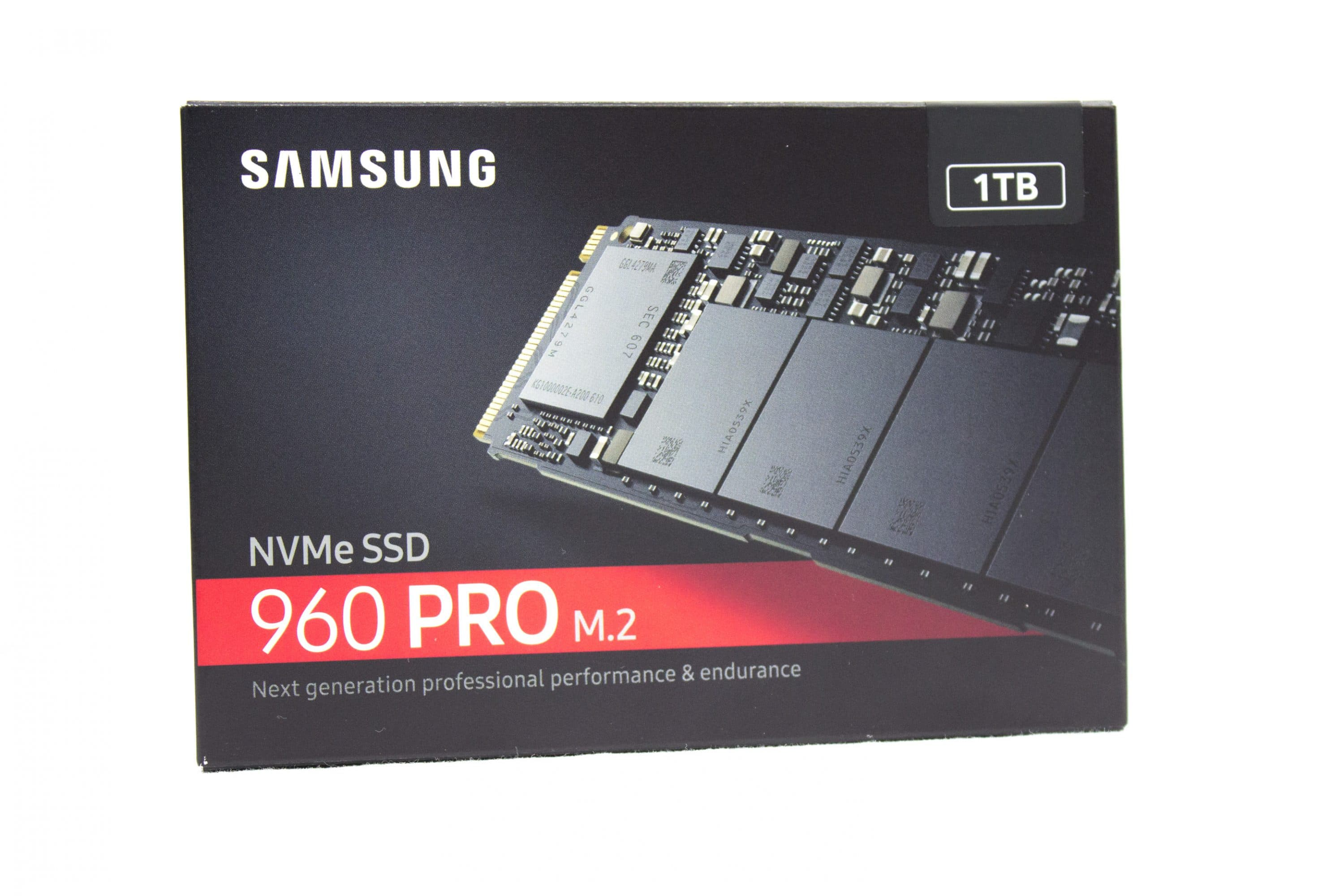 Photo of Samsung SSD 960 Pro mit 1 TB im Test