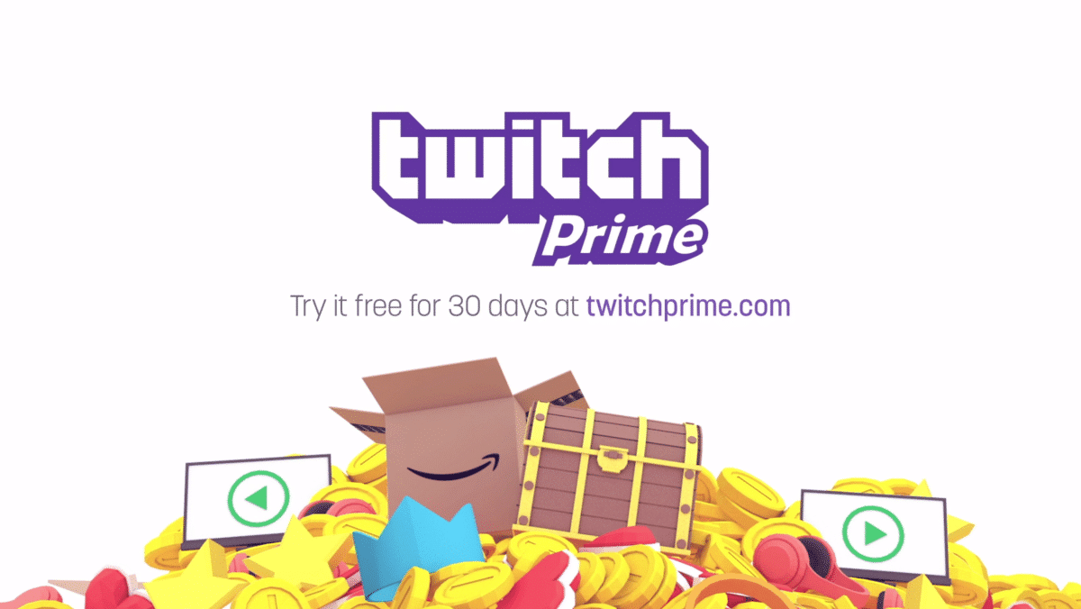Photo of Twitch Prime: Twitch-Abo nun auch in Amazon Prime integriert