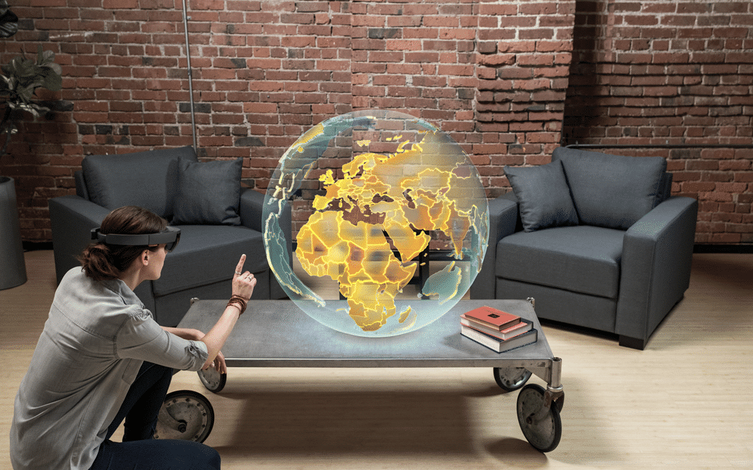 Photo of Microsoft HoloLens ab November in deutschen Stores