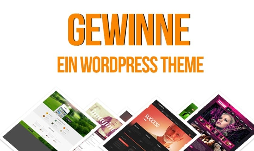 Photo of Gewinne ein Premium Wordpress-Theme!