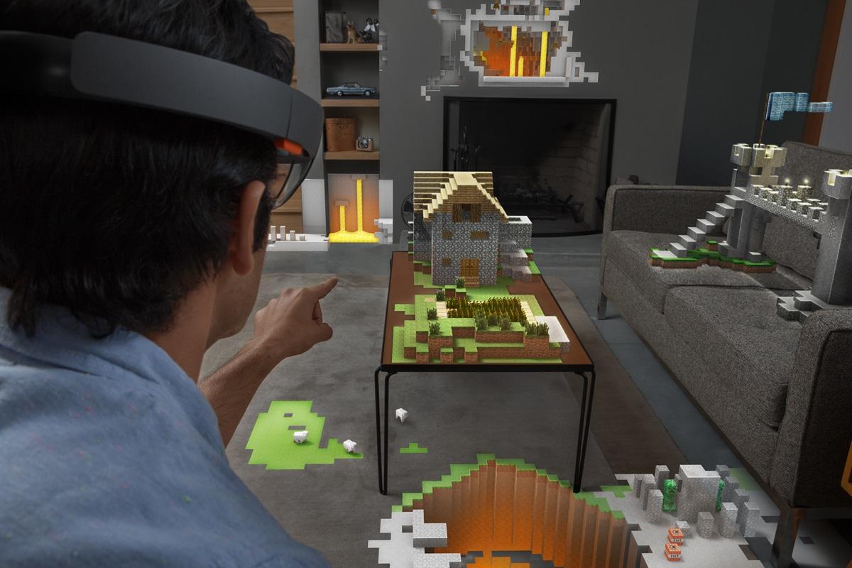 Photo of Microsoft HoloLens ausprobiert: Eintauchen in die gemischte Realität