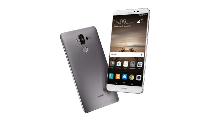 Photo of 100 Euro Rabatt aufs Huawei Mate 9