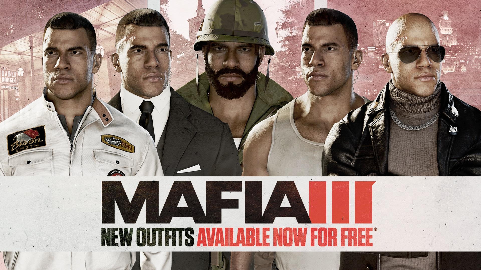 Photo of Mafia 3: Kostenloser DLC bringt 11 auswählbare Outfits