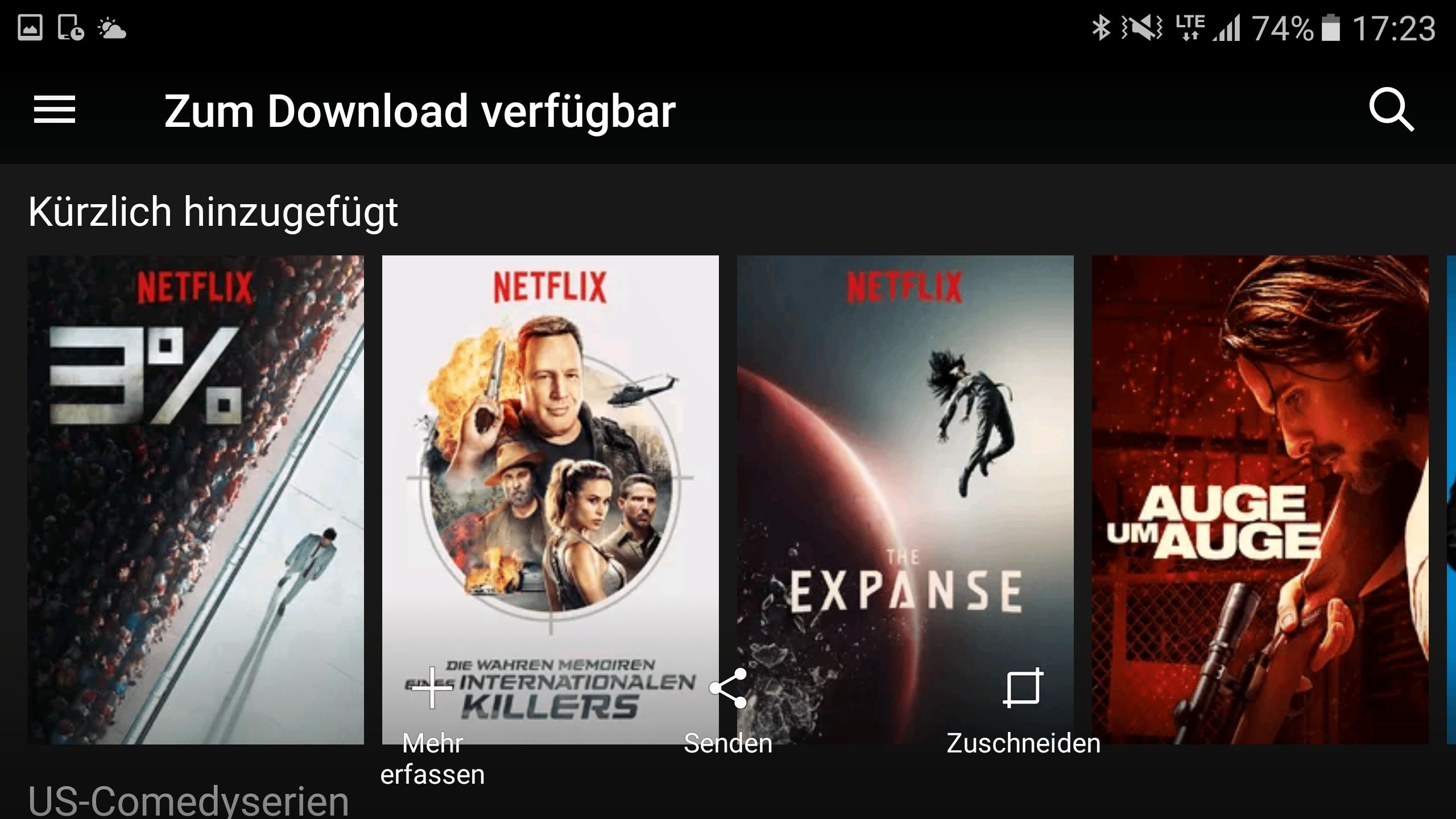 Photo of Netflix: Offline-Modus für iOS und Android ab sofort
